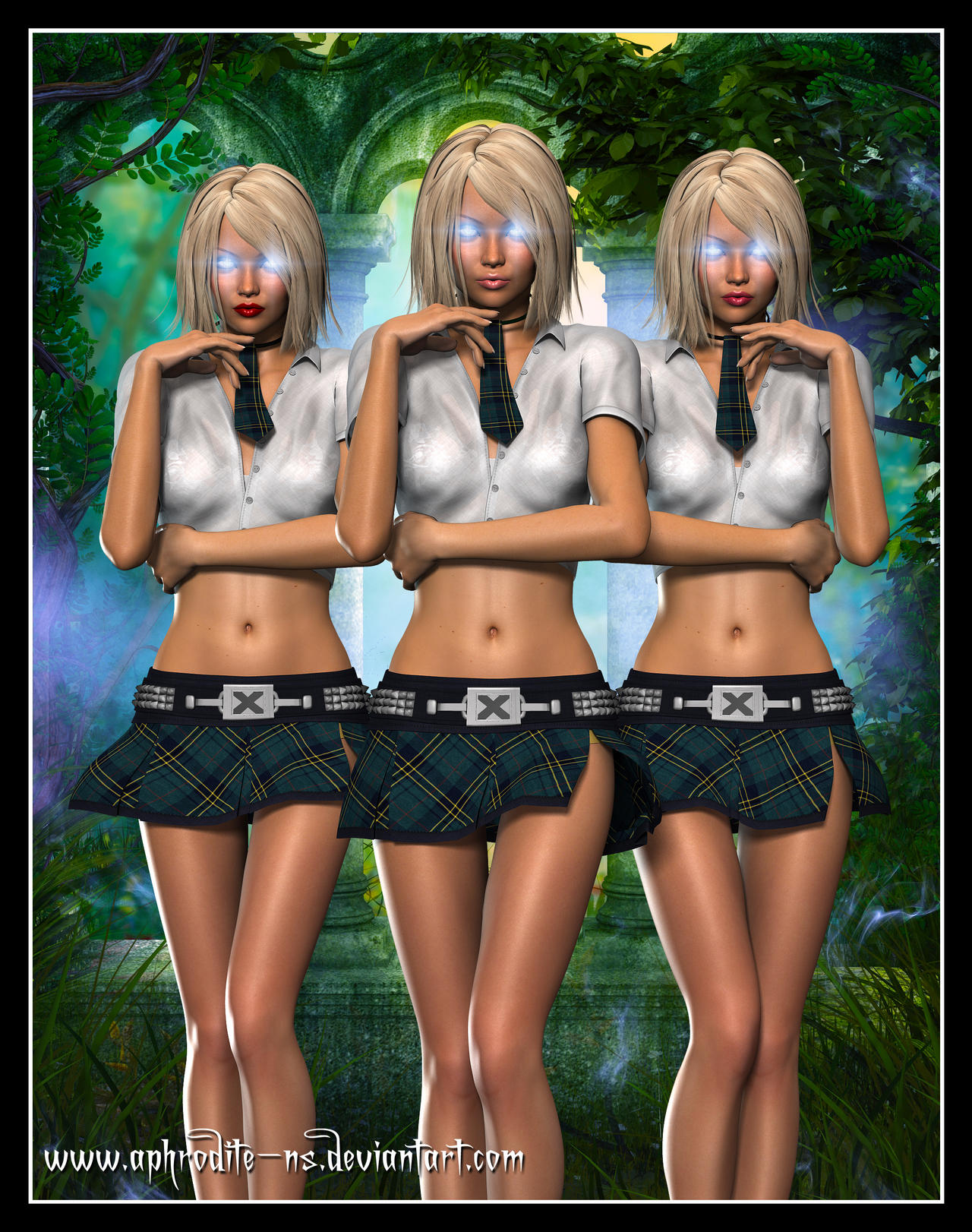 Stepford Cuckoos by Aphrodite-NS