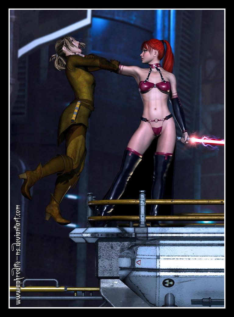 Commission - Kahna by Aphrodite-NS
