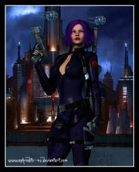 Commission - Imperial Agent Alternate Version by Aphrodite-NS