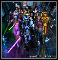 The Nightsisters
