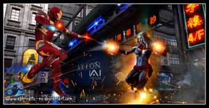 Civil War by Aphrodite-NS