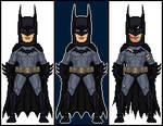Batman Arkham Asylum - Batman