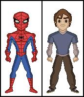 Spectacular Spiderman Micro by dannysmicros