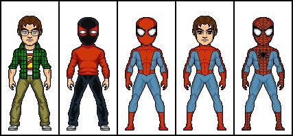Ultimate Spiderman by dannysmicros ...  sc 1 st  DeviantArt & Ultimate Spiderman by dannysmicros on DeviantArt