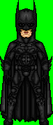 Batman Christian Bale Audition 1 by dannysmicros