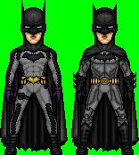 Bruce Wayne Batman New 52 by dannysmicros