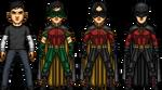Batman Elite Robin Tim Drake