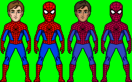Spider-Man The Animated Series - Spider-Man by dannysmicros