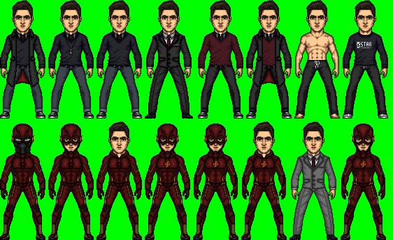 The Flash/Barry Allen