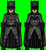 Batman V Superman DOJ Ben Affleck Comparison by dannysmicros