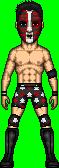 EAW Heavyweight Champ The Chameleon by dannysmicros