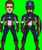 Captain America The First Avenger by dannysmicros