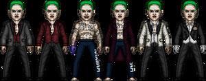 Jared Leto Joker  Suicide Squad by dannysmicros