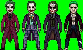 Joker Movie Legacy by dannysmicros