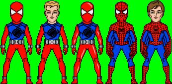 Spider-Man TAS Clones