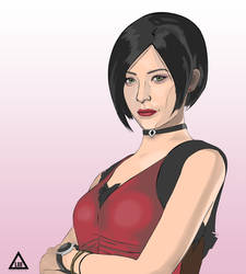 Ada Wong by enigma004