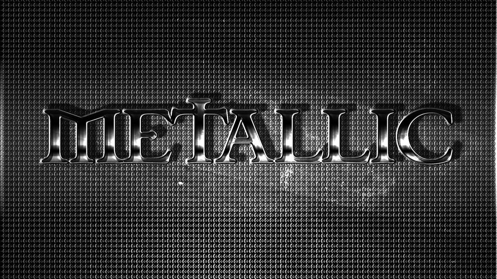 Text Effects: Metallic by Rudi-Chama