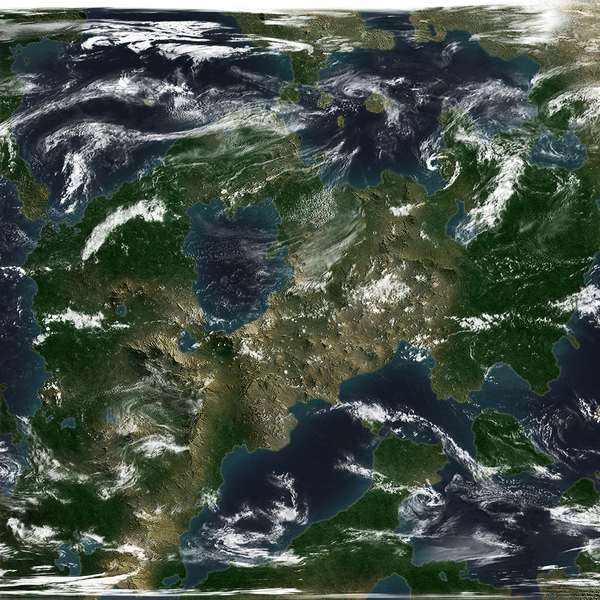 Earth-Like Texture -Small- by Nazo-The-Unsolvable