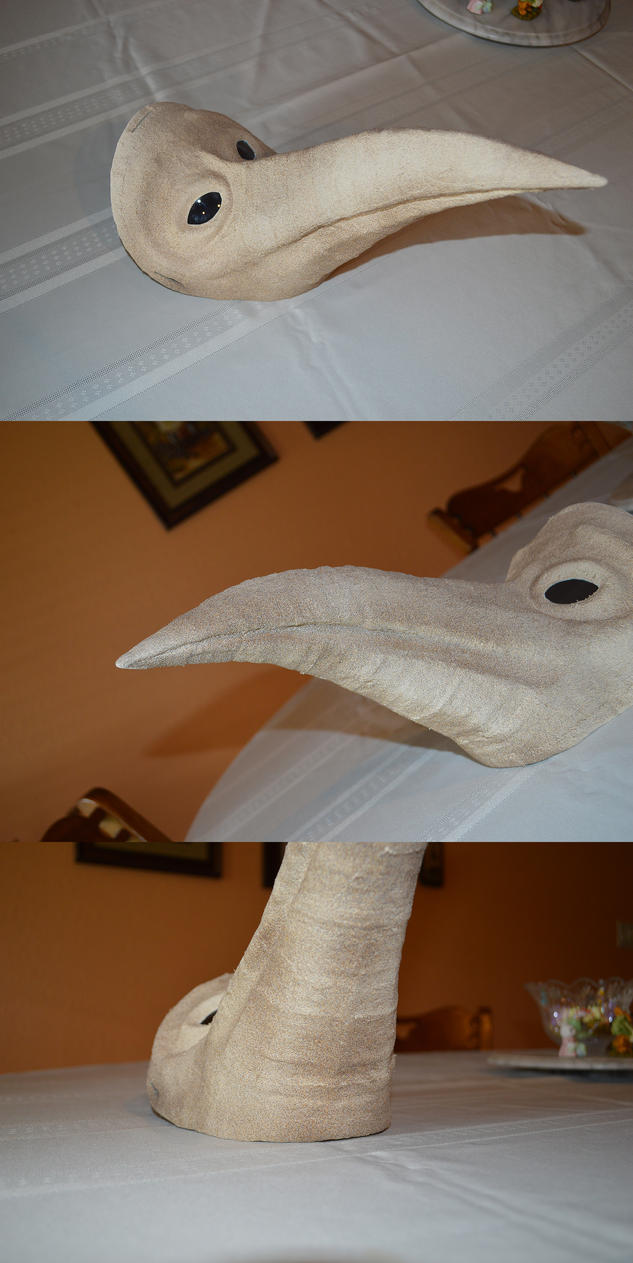 Plague Doctor Mask 3.0 by Nazo-The-Unsolvable