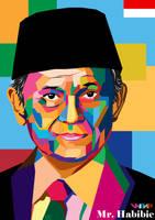 Mr. Habibie by ARaFah