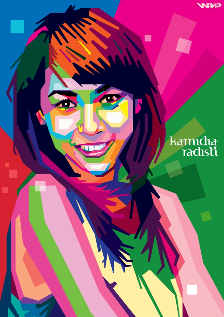 Kamidia Radisti In WPAP by ARaFah