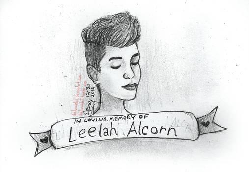 In Loving Memory of Leelah Alcorn