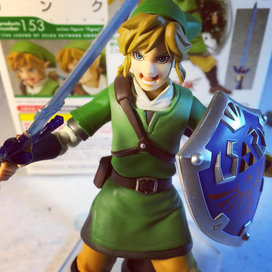 Link!!! by MataGroovie