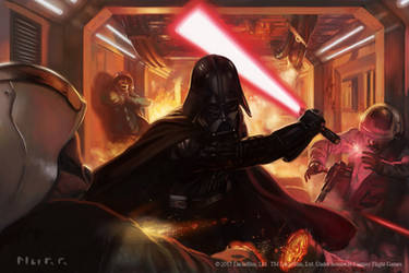 Vader's Justice by JakeMurray