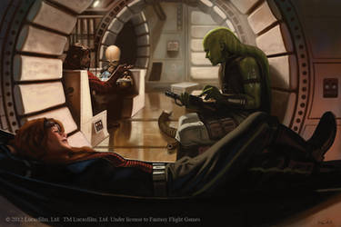 Base of Operations by JakeMurray