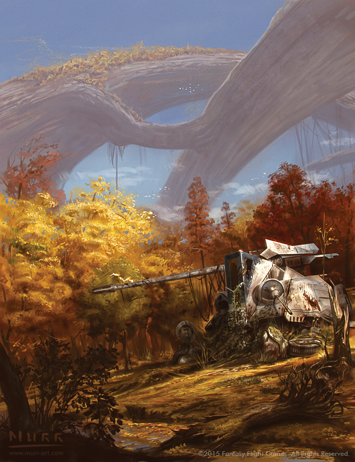 Legacy of Conflict by JakeMurray