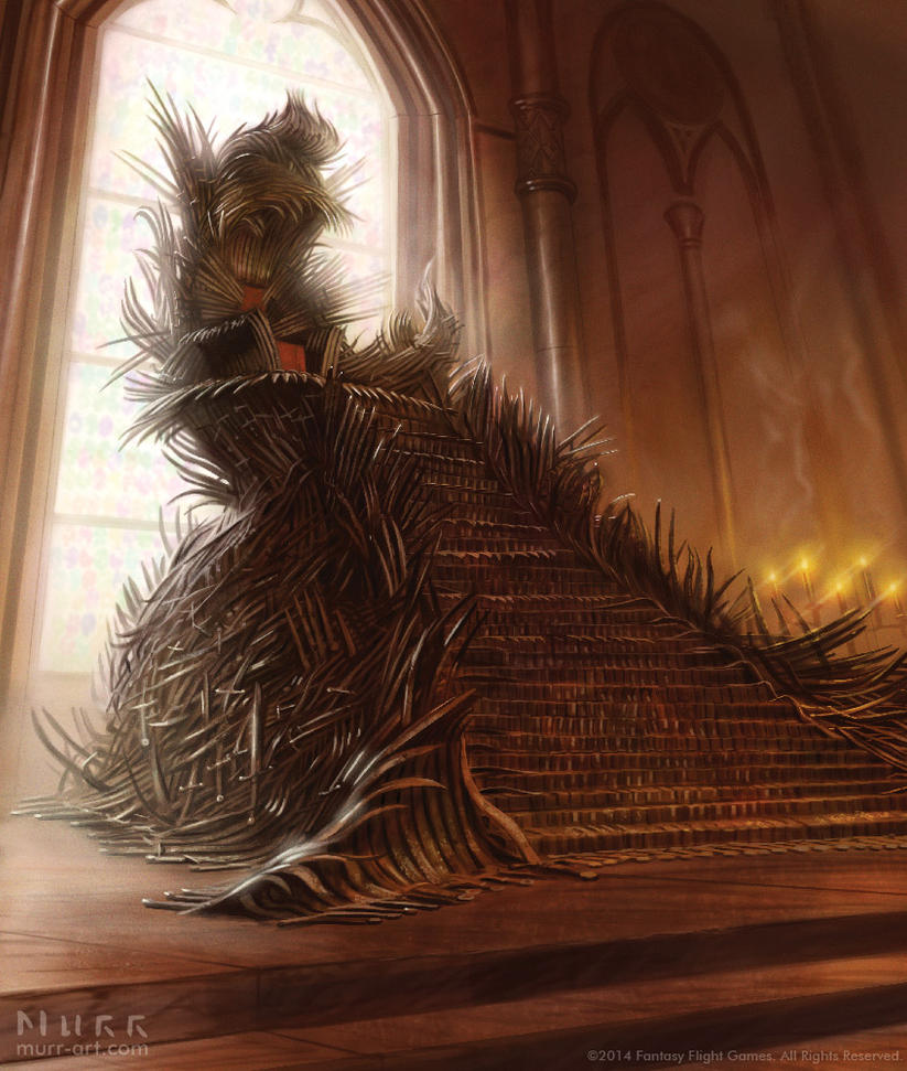 Game Of Thrones Throne Room No Throne
