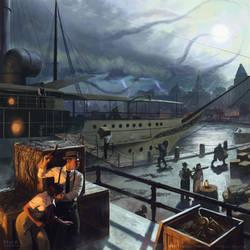 Eldritch Horror: Masks of Nyarlathotep