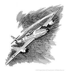 Messerschmitt Me-262 Jet by JakeMurray