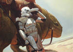 The Dewback Rider