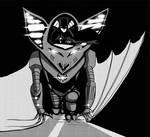 Spider VS Bat Challenge entry by DelHewittJr