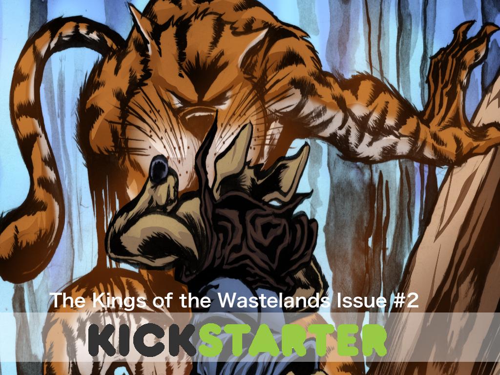 Kickstarter Project is Live! by DelHewittJr