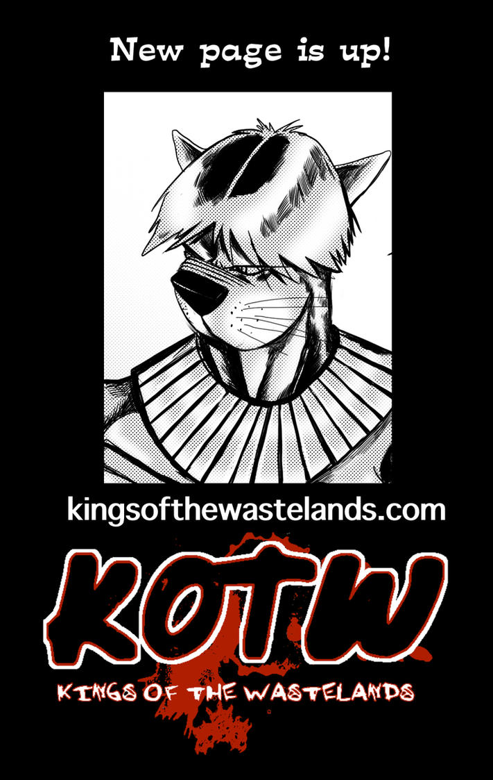 Kings next page is up! by DelHewittJr