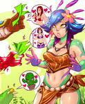 Neeko, the Curious Chameleon ~by Breno Ksp