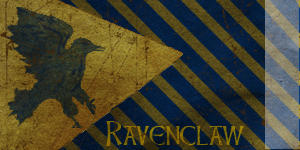 Ravenclaw by livingthedream