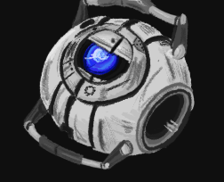 wheatley by gingaktb
