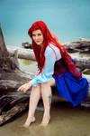 mermaid Ariel,Ariel.cosplay