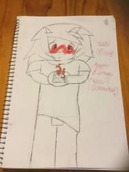 Happy Birthday, Demon Park! by KittyCat-Painting