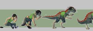 COM Dinosaur transformation for Nolhyaa
