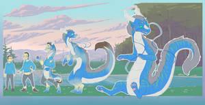 :COM: Dragon disguise