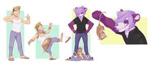 COM Rats! by FauvFox