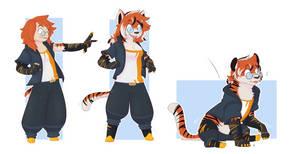 COM Tiger Supplements