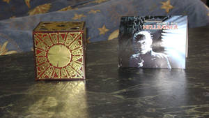 MY HELLRAISER PUZZLEBOX 1
