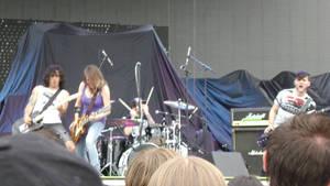 ME AT BAYFEST 2009