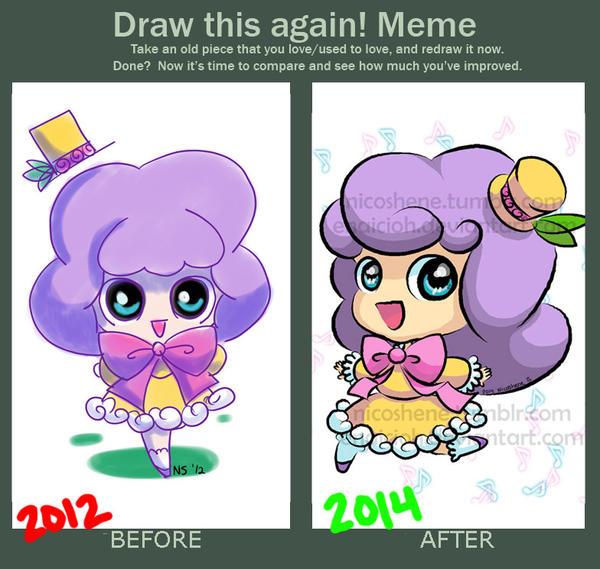 Draw This Again by Enaicioh