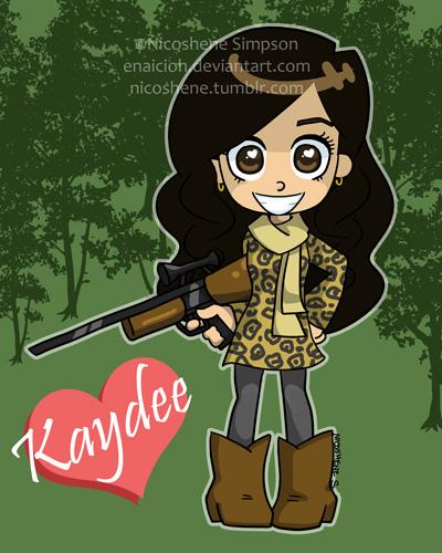 Gift: Kaydee by Enaicioh